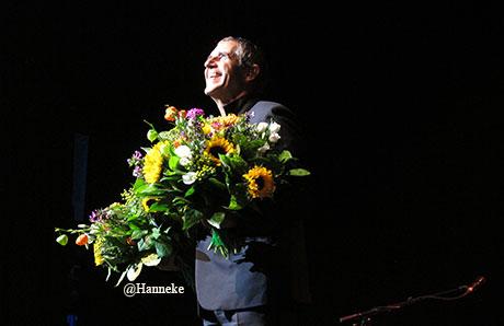 Concert Julien Clerc Pays Bas 2015