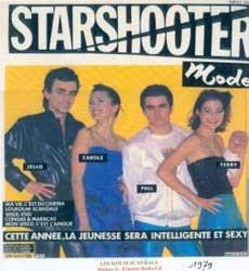 Album de Starshooter