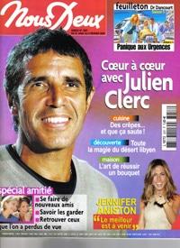 Julien Clerc Nous Deux