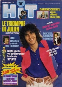 Julien Clerc dans Hit