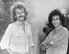 Michel Berger et Luc Plamondon