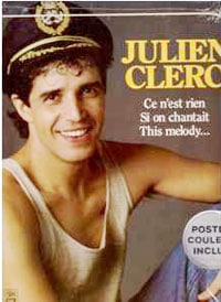 Julien Clerc en couverture de duo