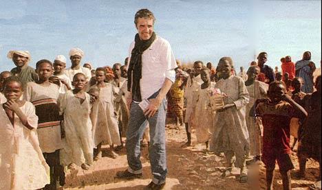Julien Clerc au Tchad