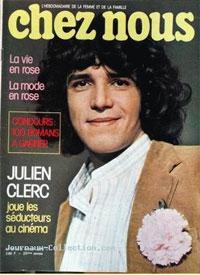 Julien Clerc Chez Nous