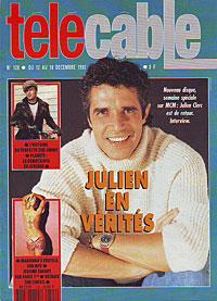 Julien Clerc dans Telecable