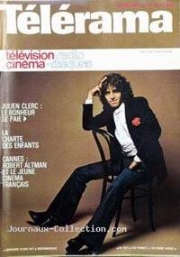 Julien Clerc dans Telerama