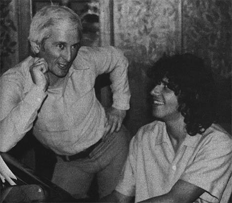 Marcel Amont et Julien Clerc