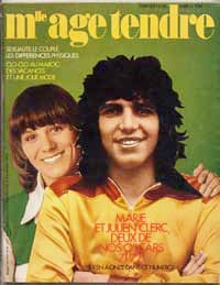 Mlle age tendre 1972
