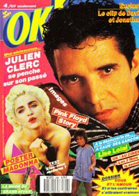 Le magasine OK janvier 1988