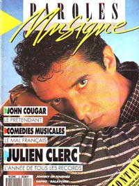 Julien Clerc 1983