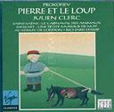 Pierre et le loup avec Julien Clerc