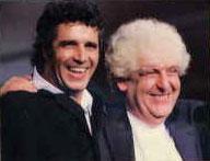 Étienne Roda-Gil et Julien Clerc
