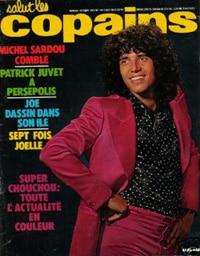 Couverture de Salut les Copains 1973