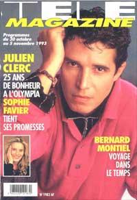 Julien Clerc dans Chorus 93