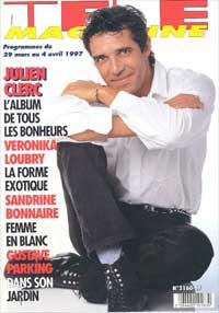Julien Clerc dans Chorus 93 Intérieur