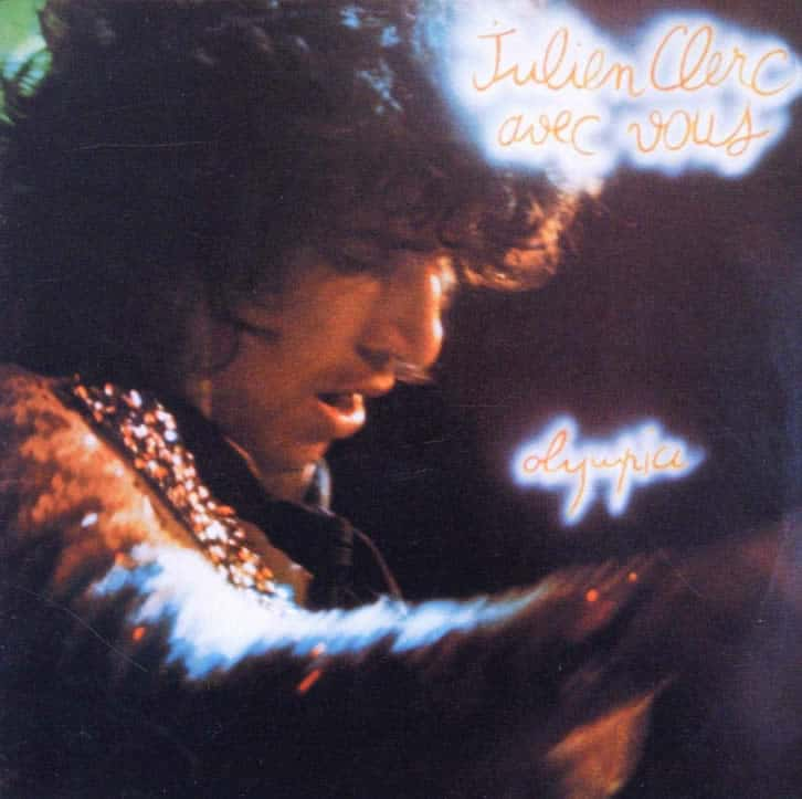CD Avec vous - Olympia 1974