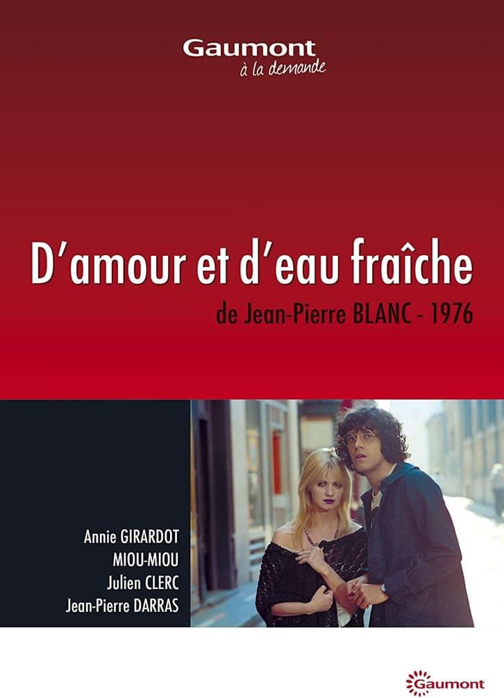 """DVD du film """"D'amour et d'eau fraiche"""""""