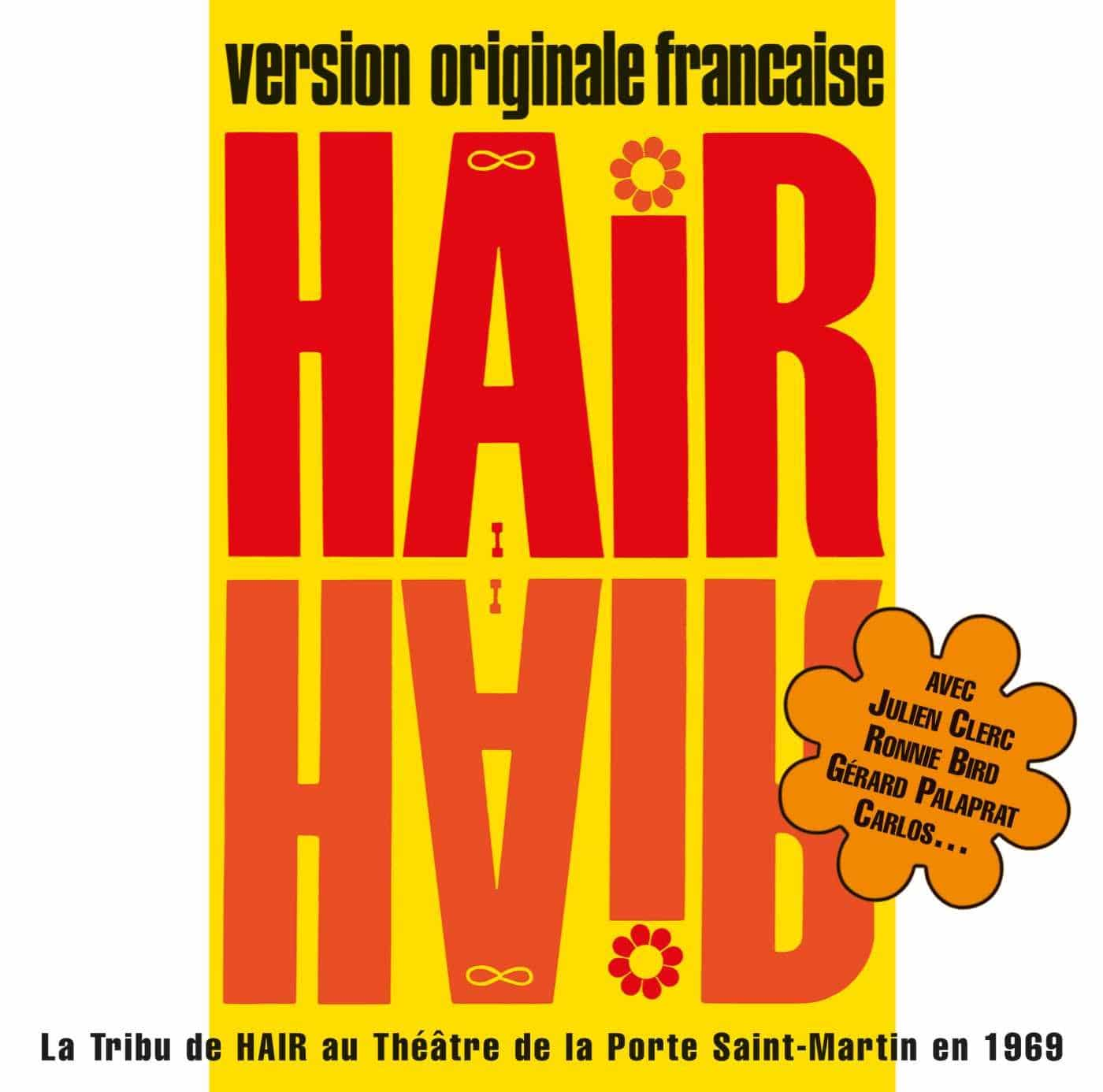 Hair - version originale française